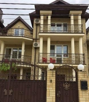 Продажа таунхауса, Анапа, Анапский район, Спасский пер.