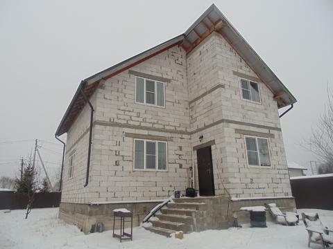 Гришенки д, дом 124 кв м, частично под отделку, прописка, ипотека.