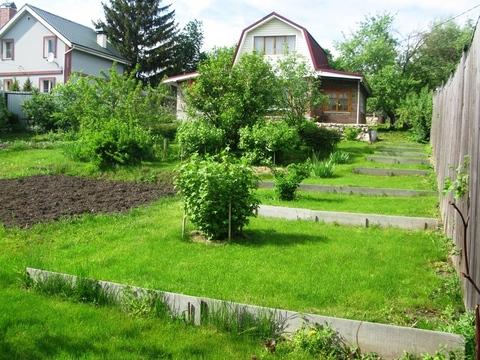 Дом в деревне на участке 10 соток.