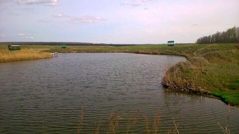 Продается участок с прудом, Саратовская обл, Петровский р-н