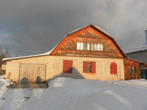 Продается двухэтажный дом в Карабаново по улице Расковой