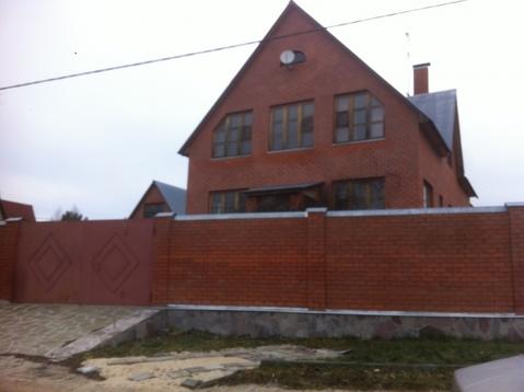 Продается дом, Чехов г, Кармашовка д, 280м2, 20 сот