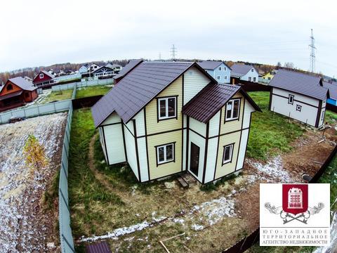 Продажа дома 160 м2 на участке 9 соток