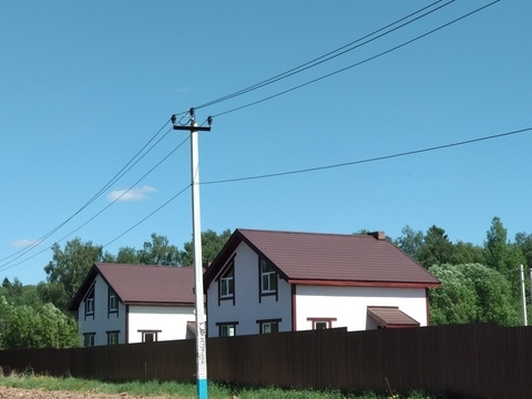 Дом 154 кв.м. участок 8 соток
