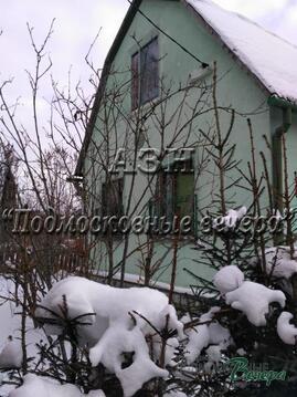 Ленинградское ш. 41 км от МКАД, Михайловка, Дача 110 кв. м