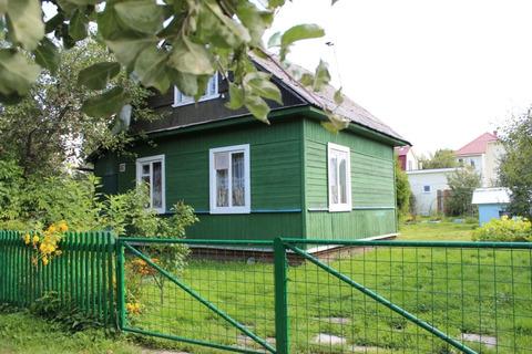 Дом п. Столбовая Чеховский район