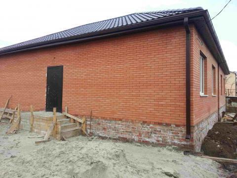 Новый кирпичный дом в сжм на Стартовой