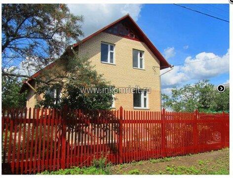 Большой кирпичный загородный дом со всеми удобствами. Киевское или Мин