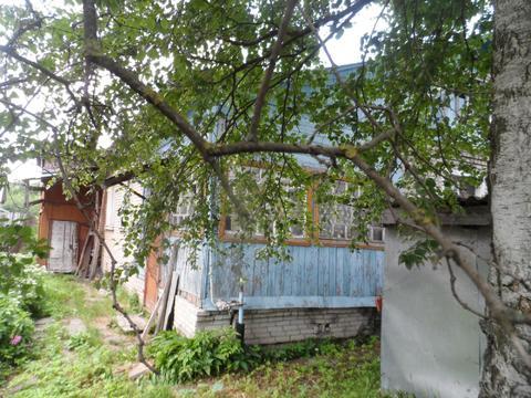 Дом старый кирпичный ИЖС ул.Ногина с участком 6.5 соток