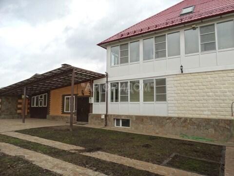 Дом под ключ 350 кв.м. на участке 10 сот. д. Губкино