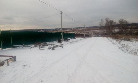 Продам участок ИЖС в д. Лапино, Ступнский р-н, Московская область.