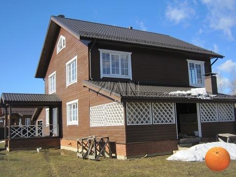 Продается дом, Новорижское шоссе, 45 км от МКАД