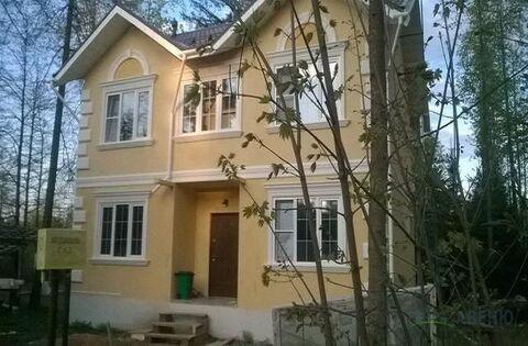 Жилой зимний дом 170 кв.м. на лесном участке 10 соток, Все центральные .