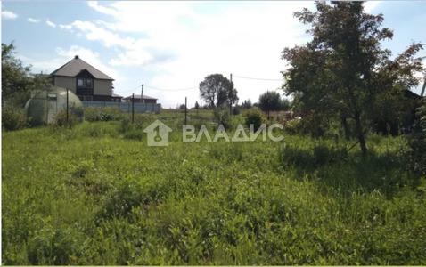 Суздальский район, село Сновицы, Кленовая улица, земля на продажу