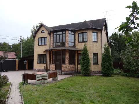 Дом в Салтыковке