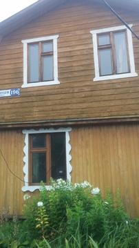 Ждп-565 Дом 53 кв.м с зу 6 сот в д.Меленки