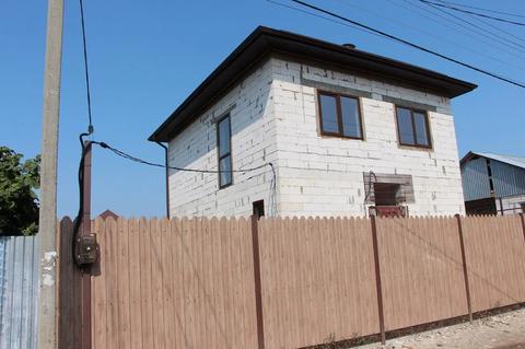 Дом с газом в Краснодаре