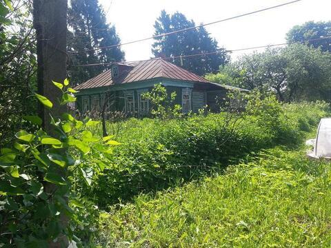 Продается участок 17 соток в деревне Сенино, в 7 км от города Чехова