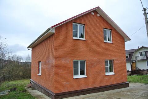Дом 112 м2, участок 10 сот, Новорижское ш, 55 км от МКАД, Иглово. .