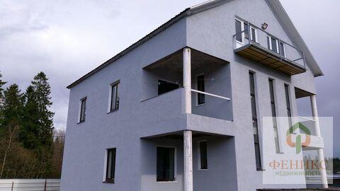 Дом 280 кв.м. в Черемыкино