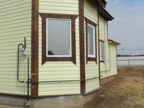 Дом в деревне Машково с магистральным газом Киевское Калужское шоссе