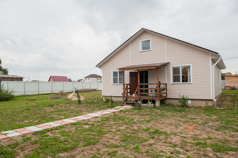 Продается жилой дом 94 кв. м. на земельном участке 6 соток д. Венюково
