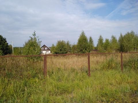 Участок 10 соток в Репниково, Чеховский район