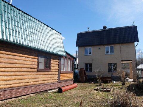 Дом 140 кв.м, Участок 6 сот. , Ярославское ш, 30 км. от МКАД.