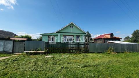 Камешковский район, деревня Леонтьево, дом на продажу