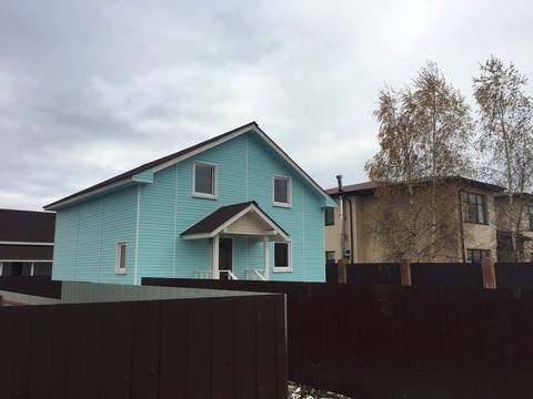 Купить дом из бруса в Дмитровском районе д. Овсянниково
