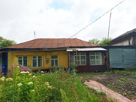 Продам дом с участком в центре Захарово Рязанской области