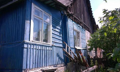 Часть дома с зем.участком д. Дубинино Солнечногорский район