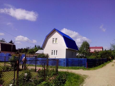 Дача в 80 км от МКАД по Ярославскому шоссе
