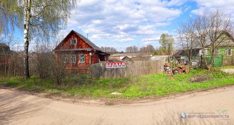 Дом с земельным участком в городе Волоколамске Московской области