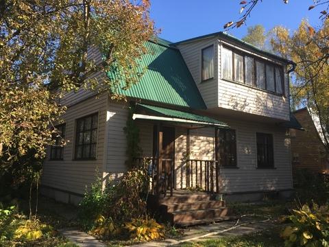 Продаю дом 160м2/8с в мкрн. Барыбино, г/о Домодедово