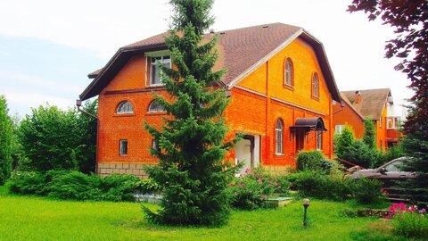 Хотите жить в добротном доме среди цветов и зелени?