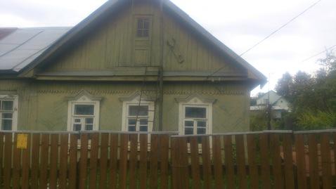 Дом с газом в центре Голицыно
