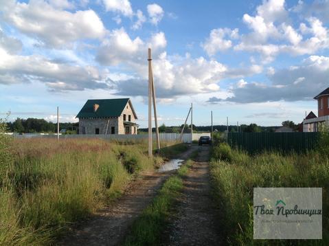 Участок 4 сотки в деревне Ходаево Чеховского района