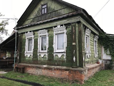 Жилой дом под ИЖС в д. Бочевино