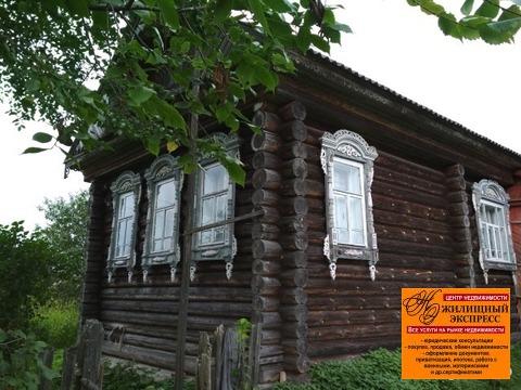 Дом 40 м2 на участке 50 сот