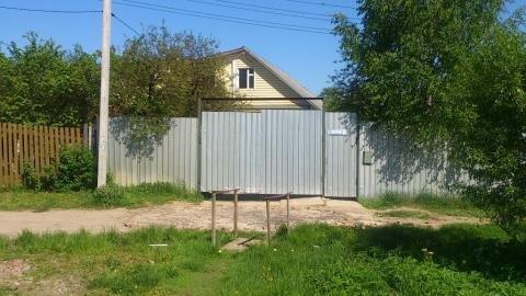 Продаётся Часть дома 64 м2 на участке 16 сот, мкр.Белые Столбы