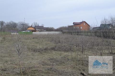 Земельный участок в п. Октябрьский