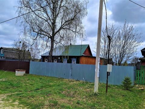 Продам пол дома в д. Верхнее Шахлово Серпуховского р-она Моск обл