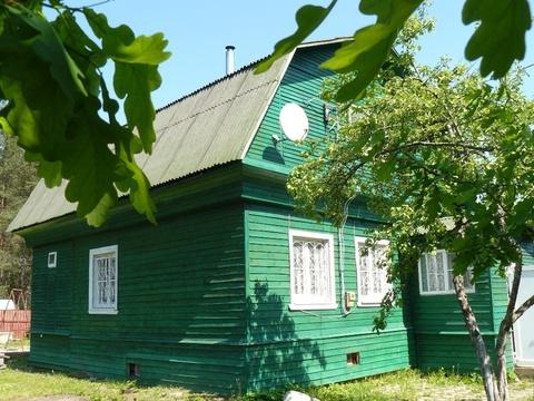 Продаётся дом в рп. Большая Вишера Маловишерского р-на