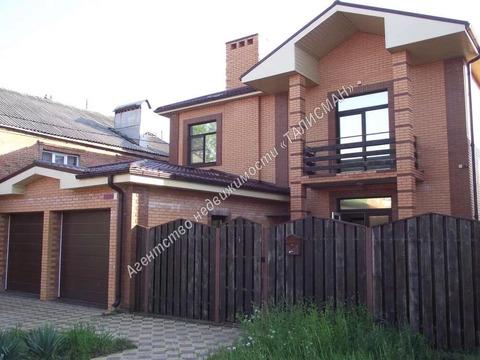 Продам двухэтажный кирпичный дом, общая площадь —260 кв.м