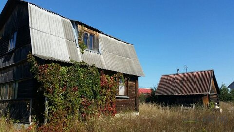 Деревянный двухэтажный дом, общей площадью общей площадью 80 кв.м на .