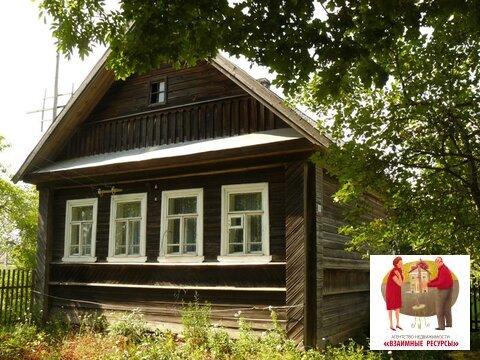 Добротный дом с участком в д. Ручьи Крестецкого р-на