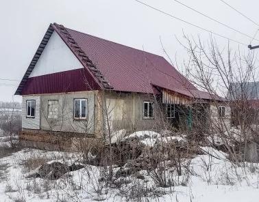 Предлагаю недостроенный дом в с.Рамзай
