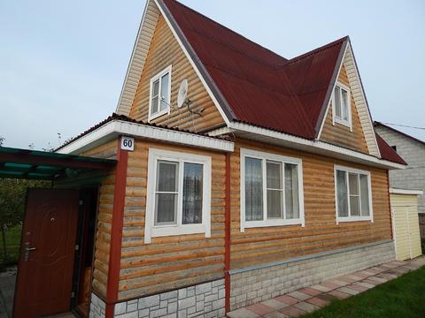 Цена снижена! Дом 80 кв.м.на участке 7 сот. рядом с п.Тучково.