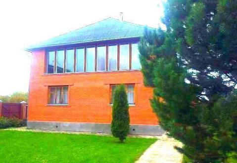 Прекрасный дом в деревне Новопавловское